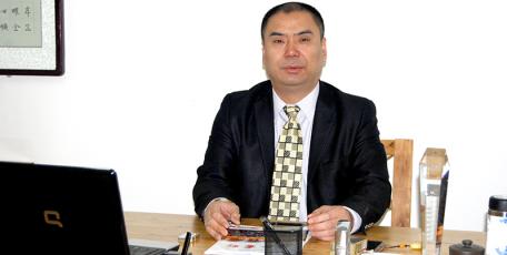 第八届陕西省优秀企业家风采 ——陕西海鋈皇嘉房地产开发有限公司 执行董事 王启