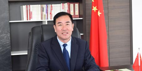 第八届陕西省优秀企业家风采 ——陕西果业科技集团有限公司 执行董事、总经理 南学平