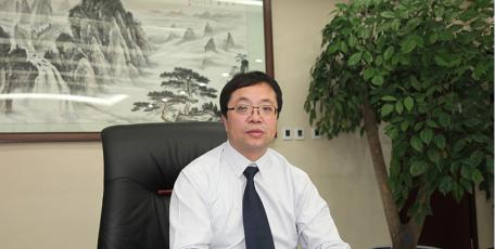 第八届陕西省优秀企业家风采 ——陕煤集团神南产业发展有限公司 董事长、总经理  乔少波