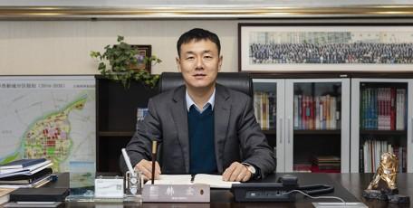 第八届陕西省优秀企业家风采 ——意景生态环境科技有限公司党支部书记、董事长 韩宏