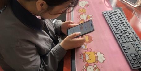 """欣荣公司""""每周一提醒""""抓好党风廉政建设"""