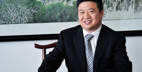 第八届陕西省优秀企业家风采 ——长安银行股份有限公司 行长、执行董事 王作全