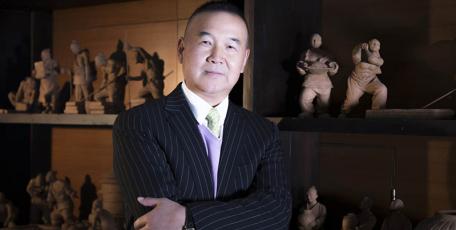 第八届陕西省优秀企业家风采 ——陕西禧福祥品牌运营有限公司 董事长 王延安