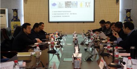 省工信厅党组成员、副厅长刘波一行前往 西安工程大学走访调研