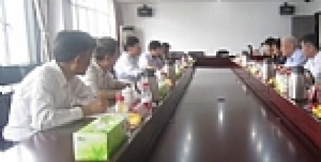 陕西企协代表团赴沿海五省市考察学习