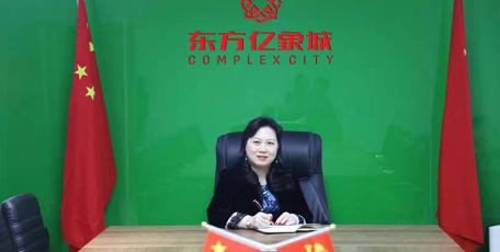 第八届陕西省优秀企业家风采 ——陕西蓉达投资发展有限公司 总裁 何蓉