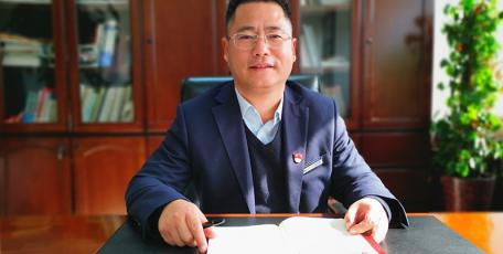 第八届陕西省优秀企业家风采 ——陕西高速公路工程试验检测有限公司 党总支书记、董事长  王小雄
