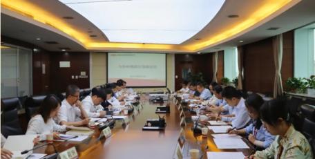 省企业家协会组织东岭集团到陕投集团进行企业文化参观学习