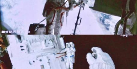 """""""飞天战袍""""大揭秘:解码我国自主研制的新一代舱外航天服"""