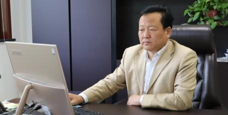 第八届陕西省优秀企业家风采 ——冀东水泥铜川有限公司 执行董事 韩保平