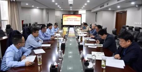 """陕钢集团与长安益阳深入推进党建共建""""结对子"""""""
