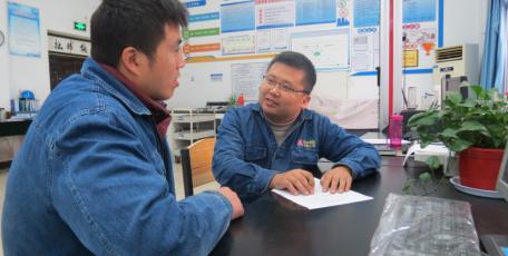 """做""""高质量""""发展的一颗钉子——记2019年陕钢集团先进个人杨凯"""