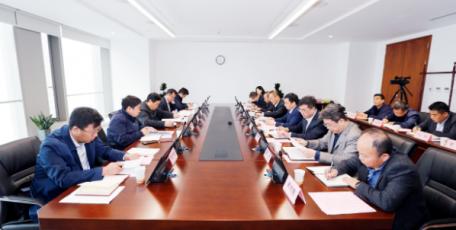 省委第17督导组在延长石油巡回指导党史学习教育工作