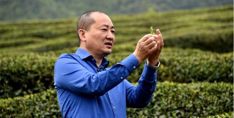 第八届陕西省优秀企业家风采 ——咸阳泾渭茯茶有限公司 董事长 纪晓明