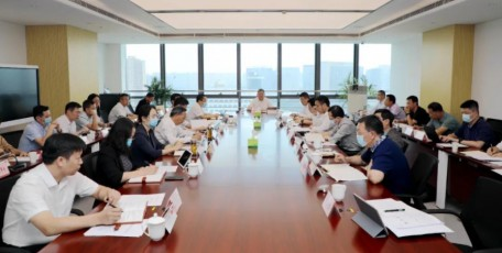省国资委党委理论学习中心组举行第九次集中学习研讨