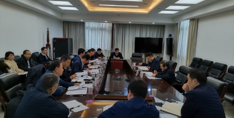 省政府召开部分市(区)危化企业 搬迁改造工作推进会
