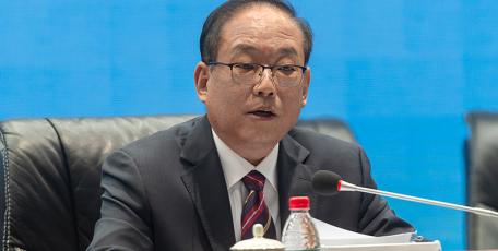 第八届陕西省优秀企业家风采 ——宝鸡石油钢管有限责任公司 党委书记、执行董事、总经理  舒高新