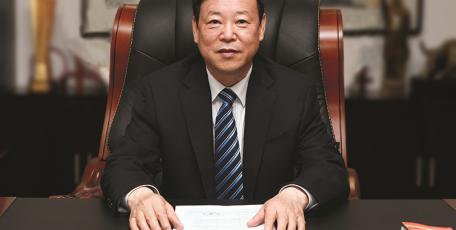 第八届陕西省优秀企业家风采 ——中铁一局集团有限公司 党委书记、董事长 马海民
