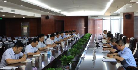 陕焦公司召开以案促改专题民主生活会