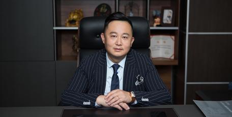 第八届陕西省优秀企业家风采 —— 陕西全通实业集团有限公司董事长 行远