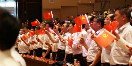 陕煤集团荣获省国资委庆祝建党100周年合唱比赛一等奖