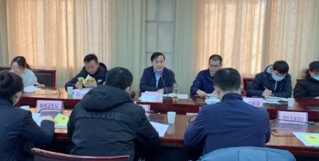 刘迎军主持召开优化营商环境《三年行动计划》征求意见座谈会