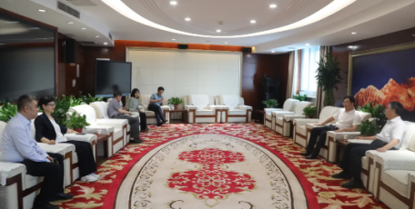省委组织部到陕投集团调研指导党建工作
