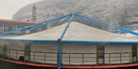 陕焦公司黄陵煤化工:打好新年第一场环保攻坚战