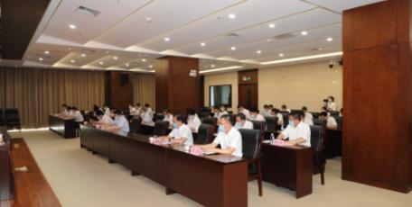 陕西有色集团党委中心组专题学习习近平总书记来陕考察重要讲话