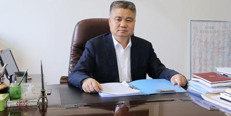 第八届陕西省优秀企业家风采 ——陕钢集团韩城钢铁有限责任公司 总经理 李红普