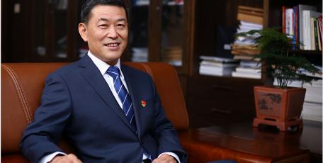 第八届陕西省优秀企业家风采 ——陕西路桥集团有限公司 董事长兼总经理 程道虎