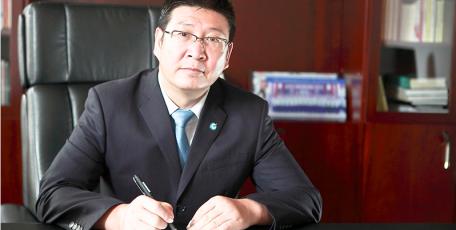第八届陕西省优秀企业家风采 ——西安航空制动科技有限公司 党委书记、董事长、总经理   付鹏锋