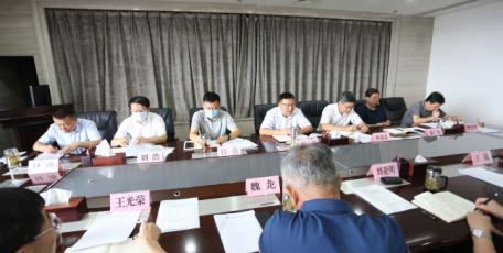 省住建厅党组中心组召开专题学习研讨意识形态工作会议