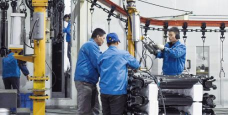陕汽控股:创新驱动 产销传动轴36万根 进入行业前5名