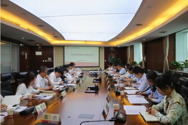 省企业家协会组织东岭集团到陕投...